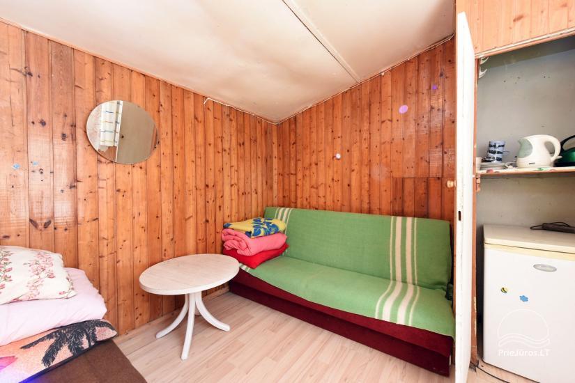 Holiday Cottage Rent in Sventoji near the sea - 18