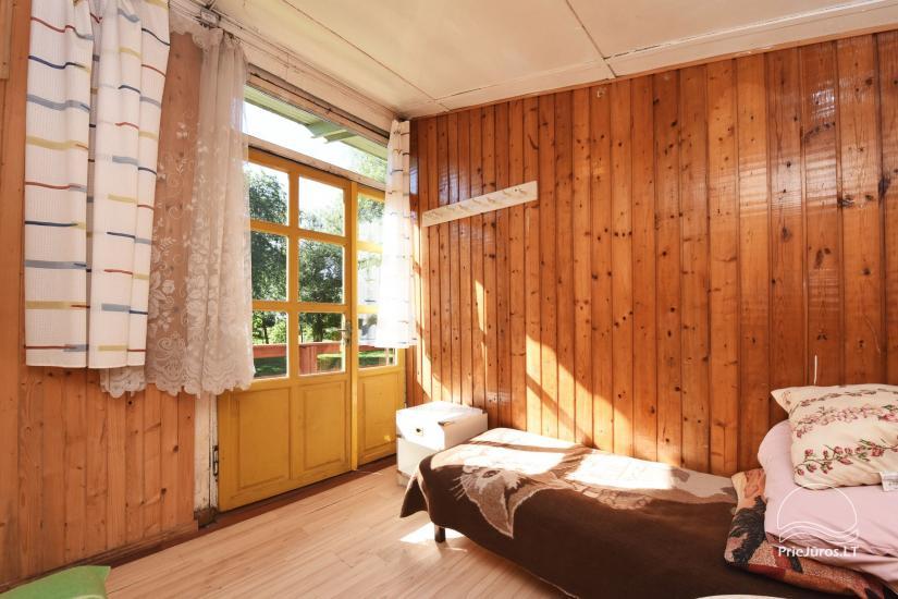 Holiday Cottage Rent in Sventoji near the sea - 19