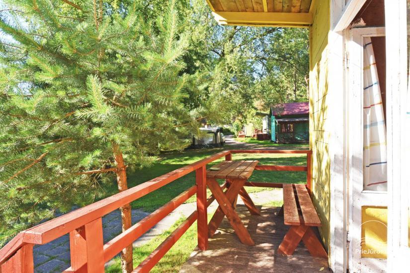 Ferienhütte an der Ostsee in Sventoji (Palanga), Litauen - 20