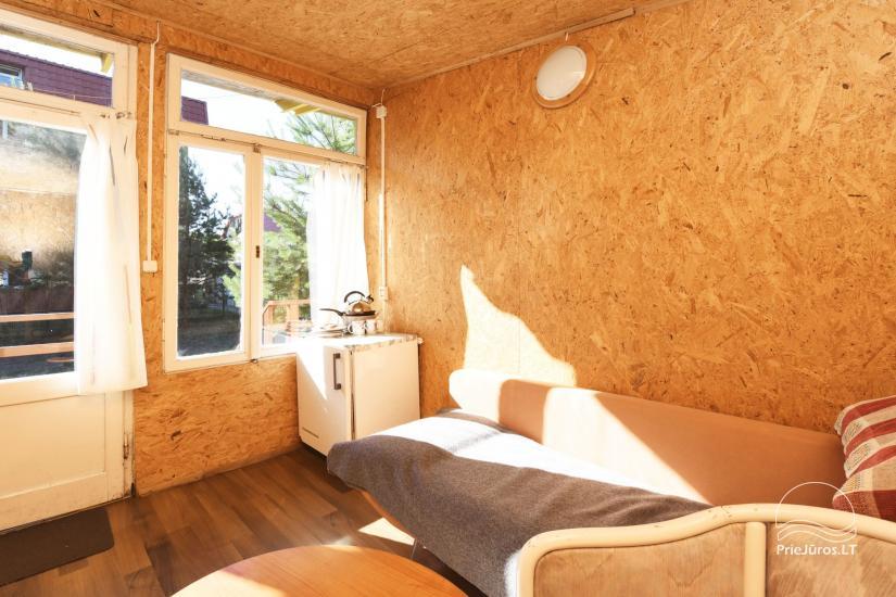 Holiday Cottage Rent in Sventoji near the sea - 22