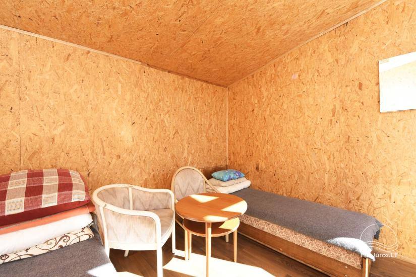 Holiday Cottage Rent in Sventoji near the sea - 23