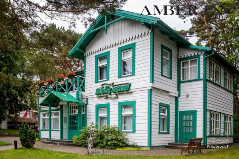 Svečių namai Palangoje AMBER INN