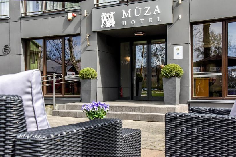 """Naujas viešbutis """"MŪZA"""" Palangoje - 6"""