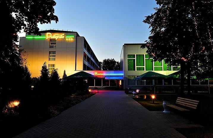 Poilsio ir reabilitacijos centras Palangoje Pušynas *** - 4