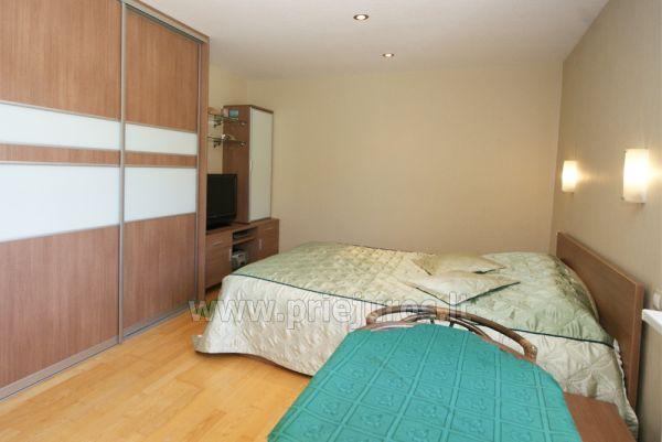 Vieno ir dviejų kambarių butų nuoma Nidoje, Kopų gatvėje - 10