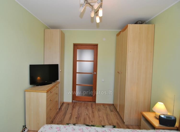 Two rooms apartment in the center of Nida with spacious balcony, 2 TV sets - 6