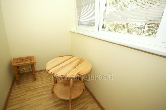 Room for rent in Nida, Curonian Spit in Lithuania - 7