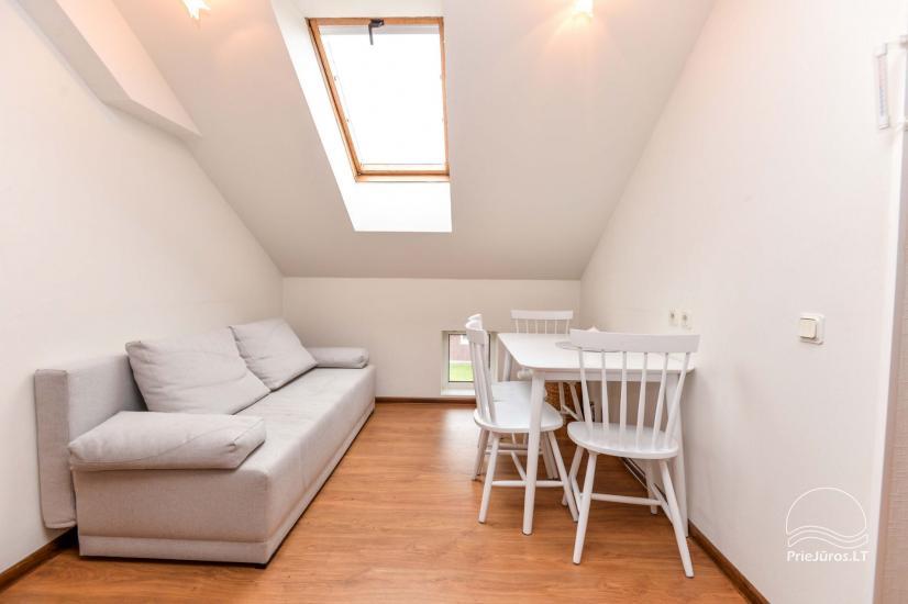 Nida, dviejų kambarių buto Greta nuoma - 2