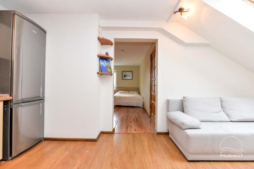 Nida, dviejų kambarių buto Greta nuoma - 3