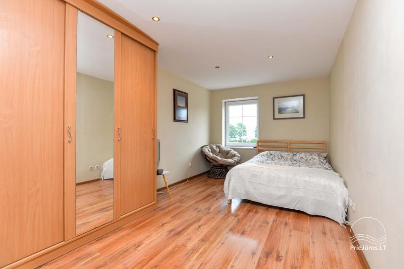 Nida, dviejų kambarių buto Greta nuoma - 5