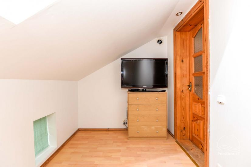 Nida, dviejų kambarių buto Greta nuoma - 10