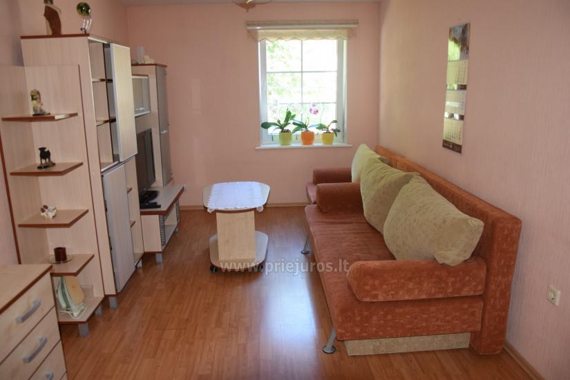 Nida, 2 kambarių buto nuoma Gabi - 4