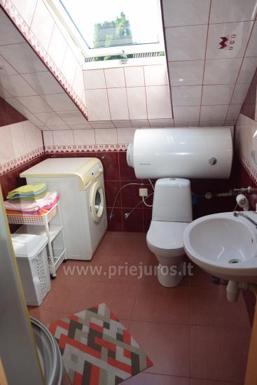 Nida, 2 kambarių buto nuoma Gabi - 5