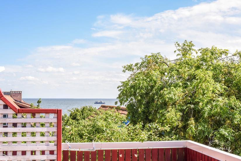 Istabas un dzīvokļi noma Nidā, Kuršu kāpa JOANA - 1