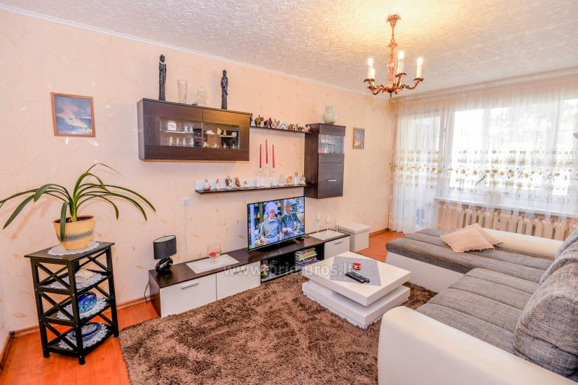 Flat Rental in Nida, Curonian Spit - 2