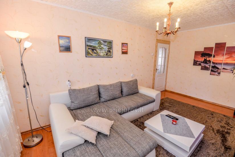 Flat Rental in Nida, Curonian Spit - 4