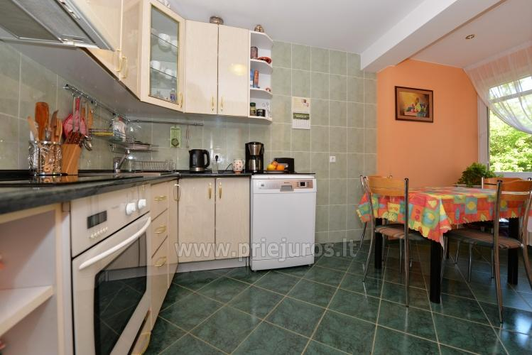 95 sqm. apartment for 4-6 persons in Nida, Curonian Spit - 11