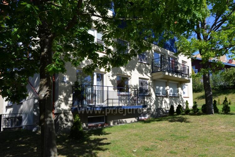 95 kv.m. ploto apartamentai 4-6-iems asmenims Nidoje, šalia kurorto centro - 16