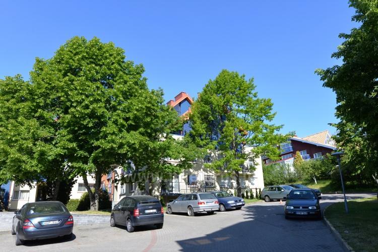 95 kv.m. ploto apartamentai 4-6-iems asmenims Nidoje, šalia kurorto centro - 17