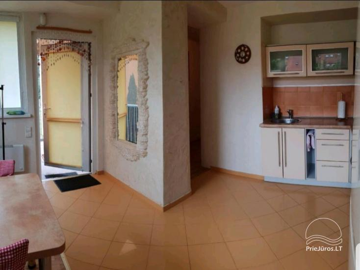 Flat Rental in Nida wit separate entrance from the outside - 3