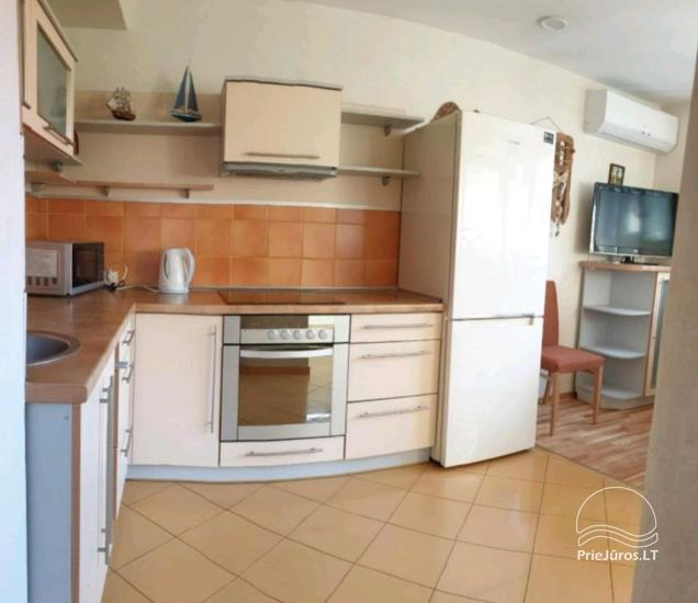 Flat Rental in Nida wit separate entrance from the outside - 2