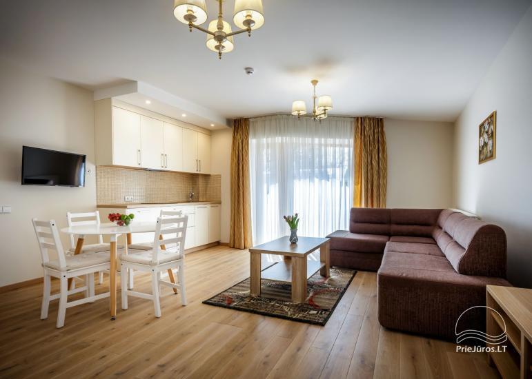 Apartamenti un māja Palanga Villa Elegancija - 1