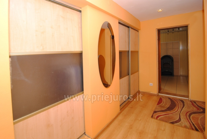 Two-room apartment in Nida with outdoor furniture, view to lagoon - 10