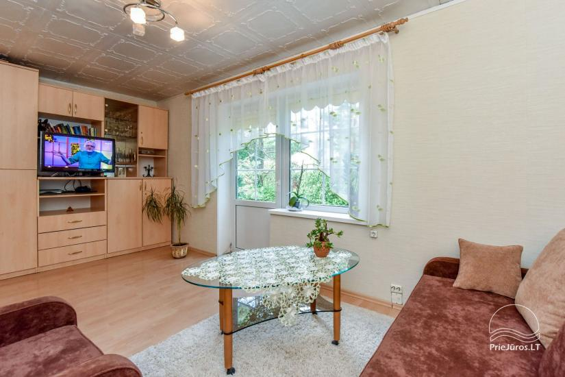 Double-room Holiday Apartment in Nida Dali - 6