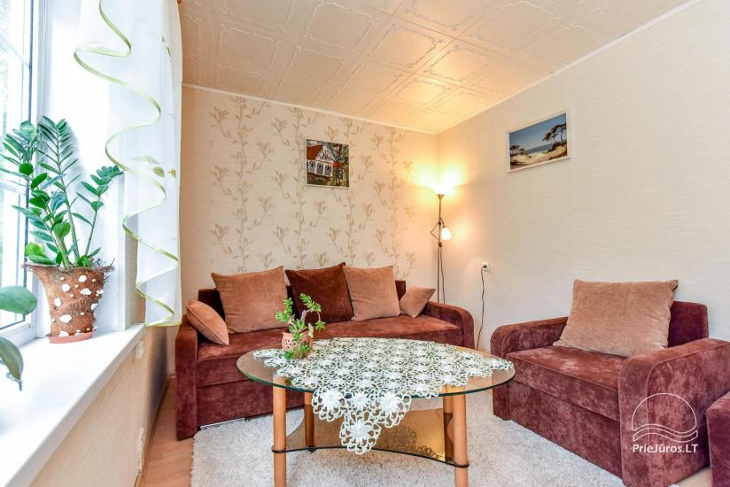 Double-room Holiday Apartment in Nida Dali - 8