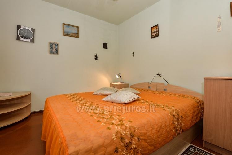 Dviejų kambarių butas Pervalkoje: balkonas,pavėsinė,šašlykinė,sūpynės. - 10