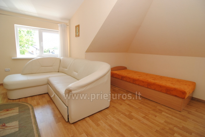 From 30 Eur - Accommodation in Palanga - Apartment, Room Rent in Palanga - 14