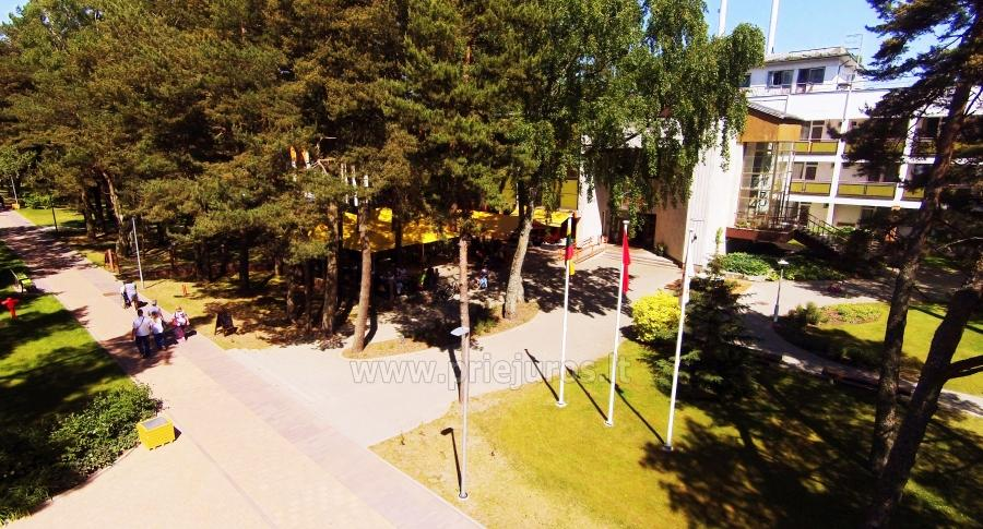 Hotel - SPA Palangos zuvedra - 22