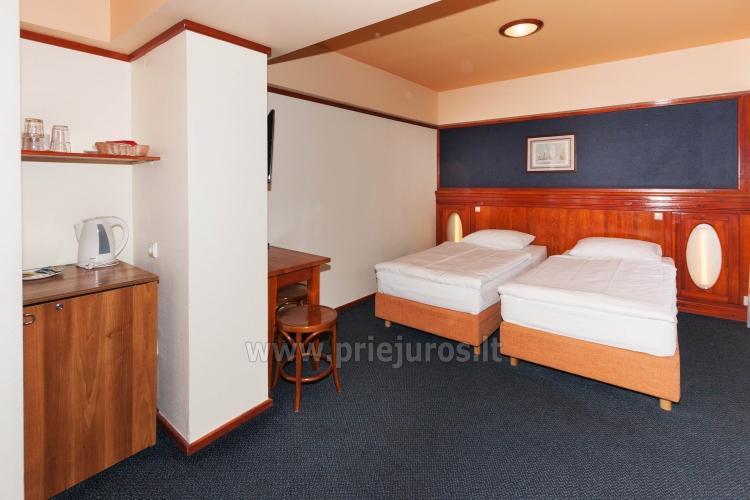 """Viešbutis Palangoje """"Tauras Center Hotel"""" - 16"""