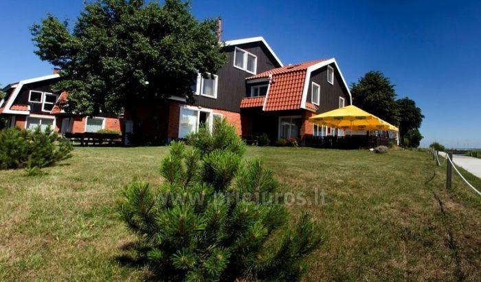Guest house. 1-2 rooms apartments in Pervalka, Curonian Spit - 2
