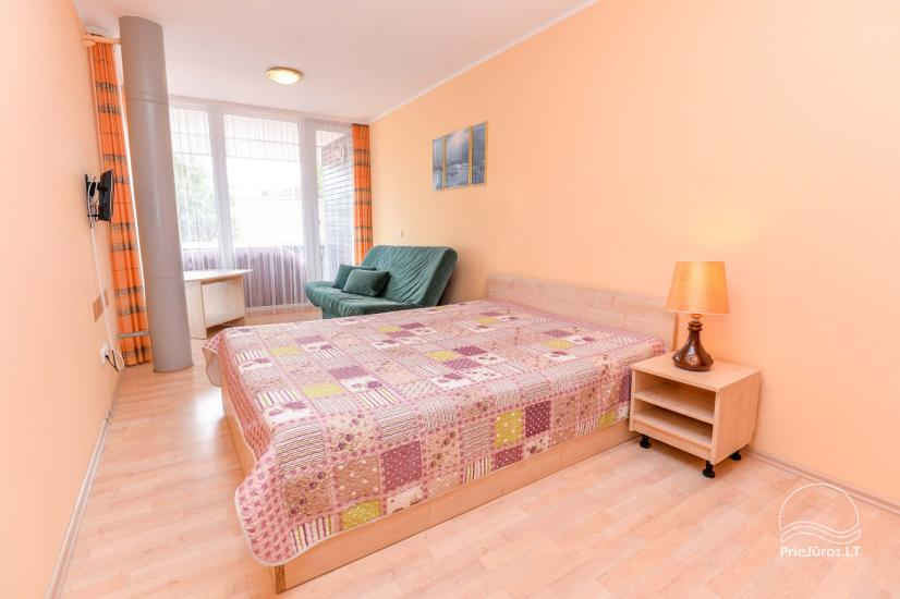 Guest house. 1-2 rooms apartments in Pervalka, Curonian Spit - 4
