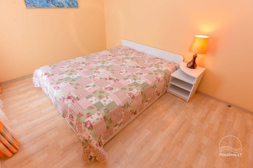 Svečių namai Marių akis 1-2 kambarių butai Pervalkoje - 7