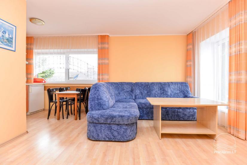 1-2 istabu dzīvokļi Pervalka, Kuršu kāpa - 8