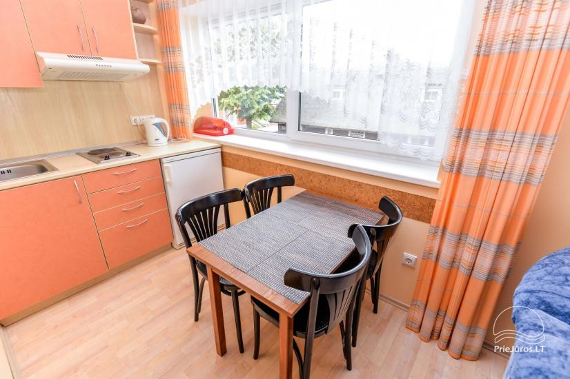 1-2 istabu dzīvokļi Pervalka, Kuršu kāpa - 9