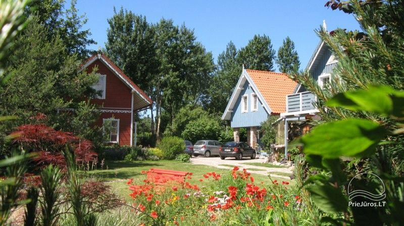 Rooms, apartments in guest house-homestead in Palanga PROVINCIJA - 7