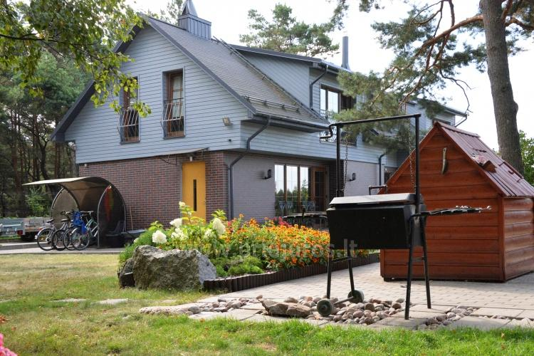 "Villa in Sventoji ""Jonpapartis"". Apartments, villa for rent - 6"