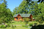"""Camping, Zimmer und Ferienhutte in Jurkalne """"SILI"""""""