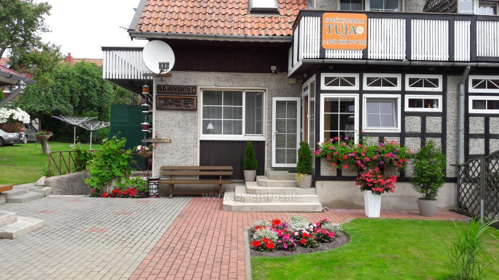 Cozy Ilona's guest house Tuja in the center of Nida, Curonian Spit - 1