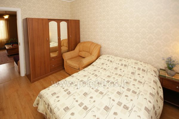 No. 3 double room suite for family