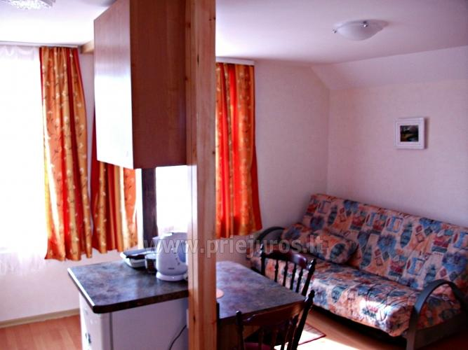 Holiday Rooms and Cottages in Melnrage (Klaipeda) - 3