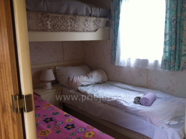 Kambarių ir namelių nuoma Melnragėje - 8