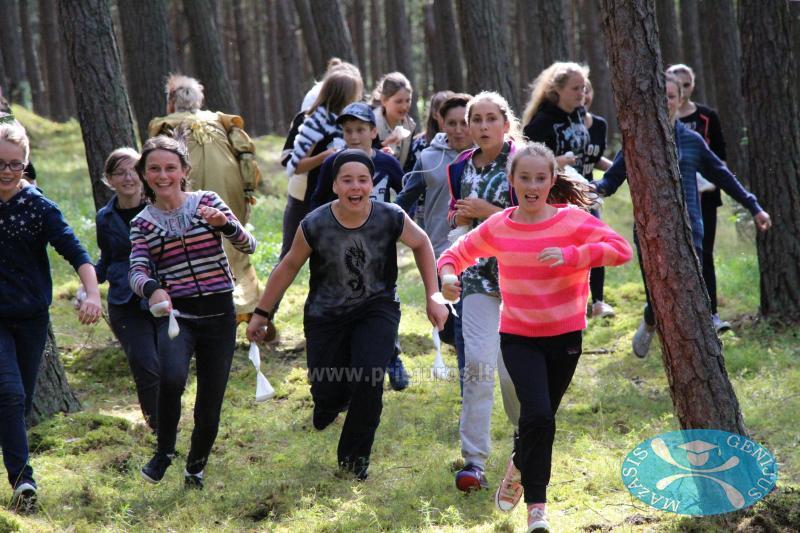 MAŽASIS GENIJUS - 2018 tarptautinė vaikų stovykla prie Baltijos jūros - 4