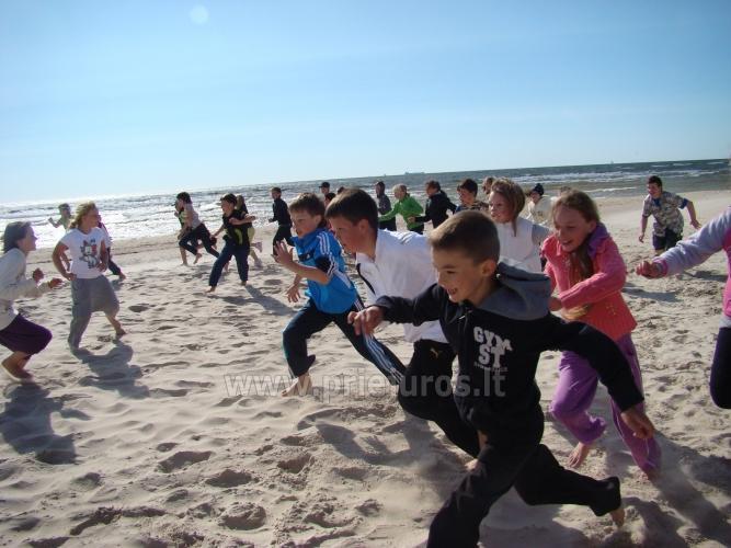 MAŽASIS GENIJUS - 2018 tarptautinė vaikų stovykla prie Baltijos jūros - 8