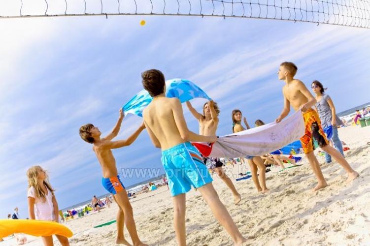 MAŽASIS GENIJUS - 2018 tarptautinė vaikų stovykla prie Baltijos jūros - 6