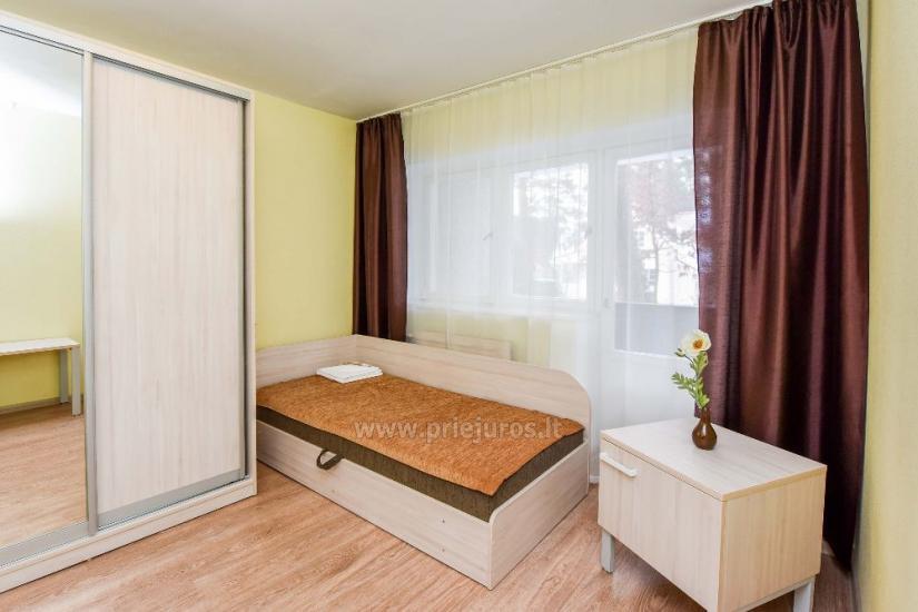 Viesu nami Politechnika - Lēti telpu noma Palangā centrā - 11