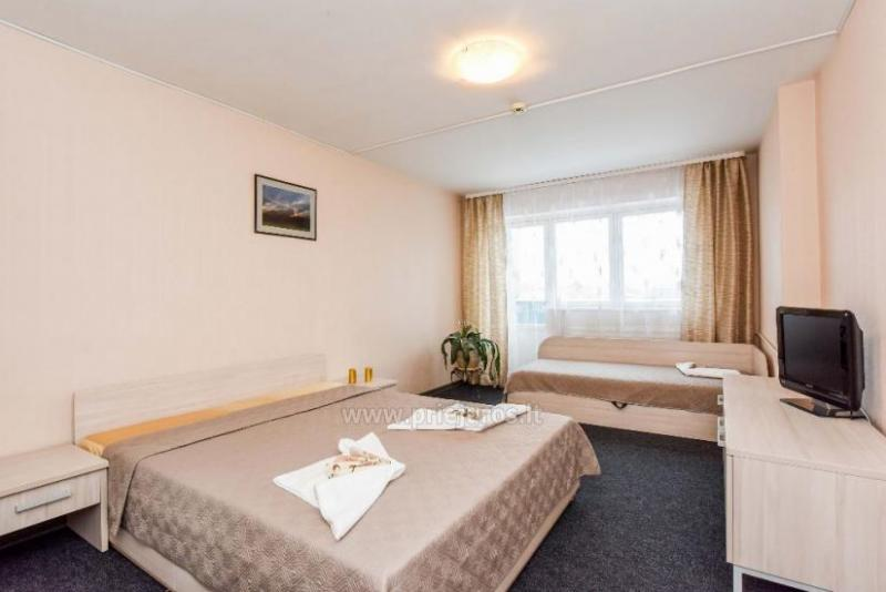 Holiday home Politechnika. Inexpensive room rental in Palanga center